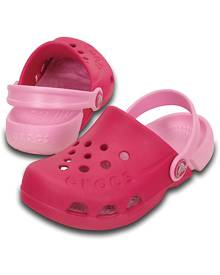 Crocs Electro Kids Clog Red