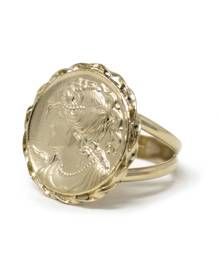 Mellaris - Fiona Dress Black Botanical Print