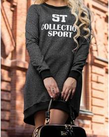 St Collection Sport Mini Dress