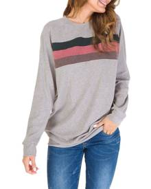 Striped Long Sleeve T-Shirt Tee