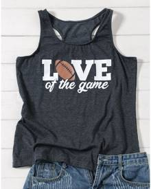 Love Of The Game Football Tank