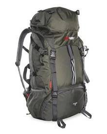 Black Wolf Nomad 60L Travel/Trek Hybrid Backpack - Titanium