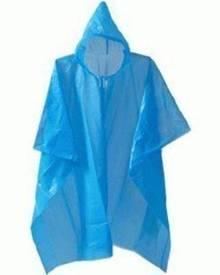 CARIBEE PONCHO RAIN COAT