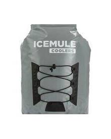 Ice Mule Coolers IceMule Pro 23L Large Waterproof Backpack Cooler Bag - Grey