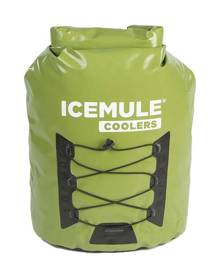 Ice Mule Coolers IceMule Pro 23L Large Waterproof Backpack Cooler Bag - Olive Green