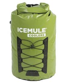 Ice Mule Coolers IceMule Pro 33L XLarge Waterproof Backpack Cooler Bag - Olive Green