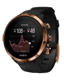 Suunto Spartan Sport Wrist Heart Rate Monitor GPS Watch - Black