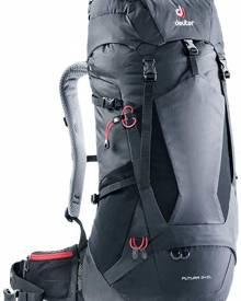 Deuter Futura 34L EL Hiking Backpack - Black