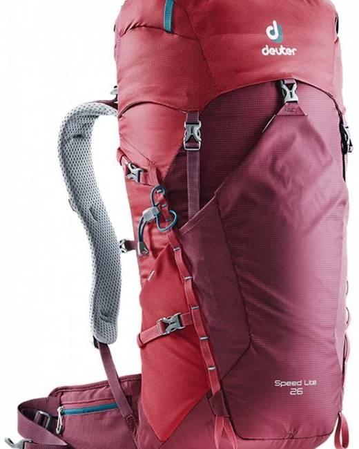 Deuter OP Trail 26L Mens Hiking Backpack Blk-Graph