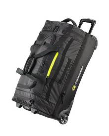 Caribee Scarecrow DX 85 Wheeled Gear Trolley Bag - Black