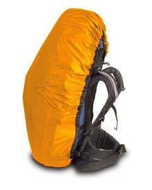 Sea To Summit Ultra-Sil 50-70L Pack Cover - Medium - Yellow