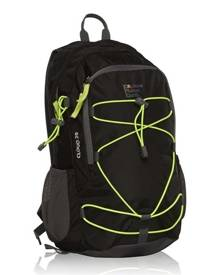 Explore Planet Earth Cloud 20L Hiking Day Pack - Black