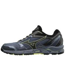Mizuno Wave Daichi 3 Womens Trail Running Shoes - Folkstone Gray/Black/S.L