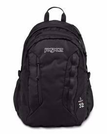 Jansport Agave Laptop  Backpack - Black