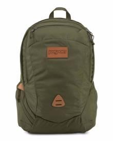 Jansport Wynwood Laptop Backpack - Green Machine