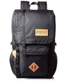 Jansport Hatchet Laptop Backpack - Black
