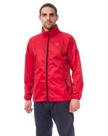 Mac In A Sac Origin Unisex Waterproof Packable Rain Jacket - Lava Red