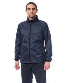 Mac In A Sac Origin Unisex Waterproof Packable Rain Jacket - Navy
