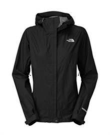 The North Face Womens Dryzzle Waterproof Gore-Tex Rain Jacket - TNF Black