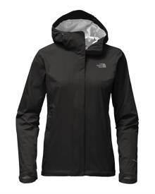 The North Face Womens Venture 2 Waterproof Jacket -  TNF Black
