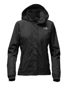 The North Face Womens Resolve 2 Jacket - TNF Black