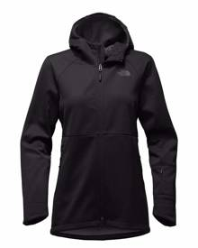 The North Face Womens Apex Risor Hoodie - TNF Black
