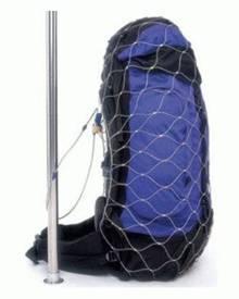 Pacsafe 85L Exomesh Backpack & Bag Protector