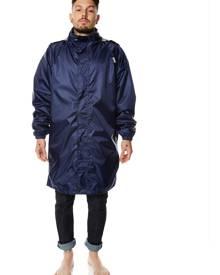 XTM Performance XTM Stash II 3/4 Stash Rain Waterpfoof Jacket - Patriot Blue