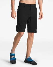 The North Face Mens Beyond The Wall Rock Shorts - Tnf Black