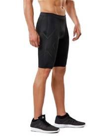 2XU MCS Run Mens Compression Shorts - Blk/Brf