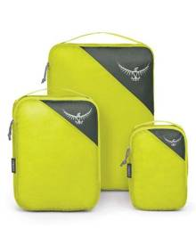 Osprey Ultralight Packing Cube Set L,M,S - Electric Lime