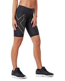 2XU MCS Run Womens Compression Shorts - Blk/Grf