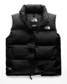The North Face Womens 1996 Retro Nuptse Down Vest - Tnf Black