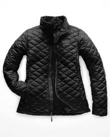 The North Face Thermaball Womens Jacket - TNF Black Matte