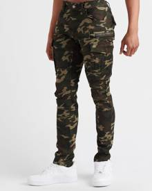 Decibel 3D Cargo Pocket Pants