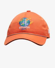 New Era Mens Orange Accessories / Hats ONES