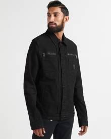Heritage Denim Jacket W/ Rips