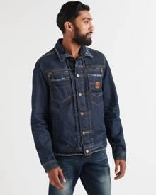 Heritage Denim Jacket W/Zippers