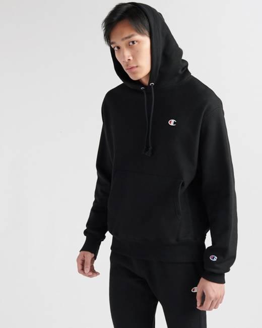 BEAMS x Champion Reverse Weave Hooded Sweatshirt Navy NEW 100/% Authentic