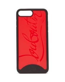 1f15716168b Christian Louboutin - Loubiphone Sneakers Iphone® 7+ & 8+ Phone Case -  Womens - Black Red