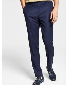 Bar Iii Men's Skinny-Fit Plaid Suit Pants, Created for Macy's