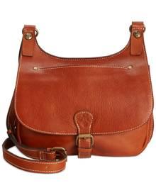 Patricia Nash Heritage London Crossbody Saddle Bag