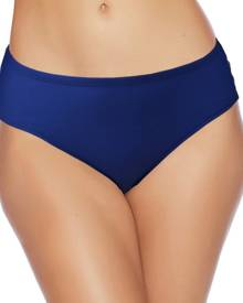Next Solid Midwaist Bottom Color: Navy Size: M