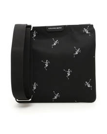 Alexander McQueen Dancing Skeleton Crossbody Bag