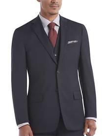 Joseph Abboud Navy Modern Fit Suit Separates Coat