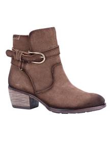 Women's Pikolinos Baqueira Ankle Boot W9M-8563SO, Size: 39 M, Stone Leather