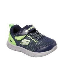 fe541258148 Infant Boys' Skechers Comfy Flex Interdrift Sneaker, Size: 4 M, Navy/