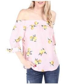 Pink Lemonade Blouse