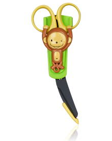 Japonesque Baby First Aid Safety Scissors