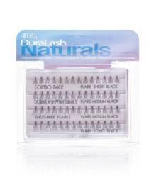 Ardell DuraLash Naturals Combo Pack - Flare Short, Medium, Long Black